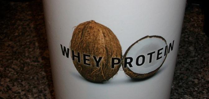 Foodspring – Whey Proteinpulver Cocos Crisp im Test